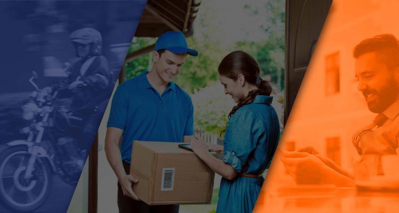 Gerenciamento de entregas online