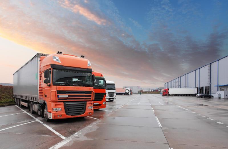 Plataforma de logística integrada