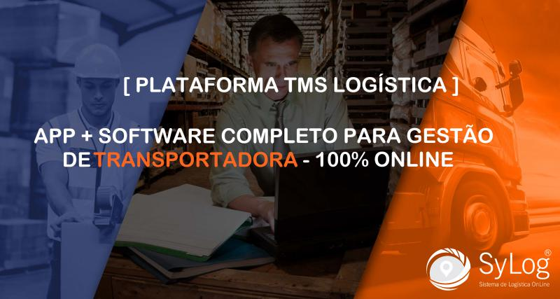 Software para gestão de transportadoras